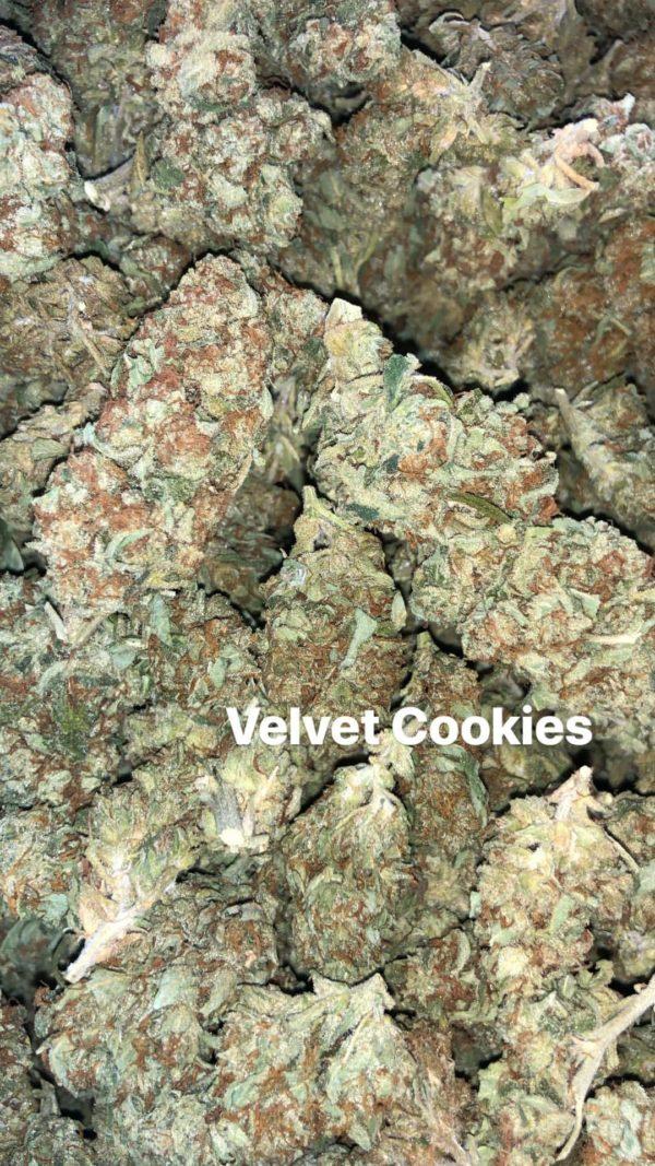 Velvet Weed Strain